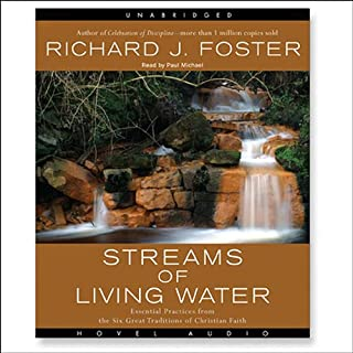 The Streams of Living Water cover art