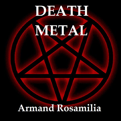 Death Metal audiobook cover art