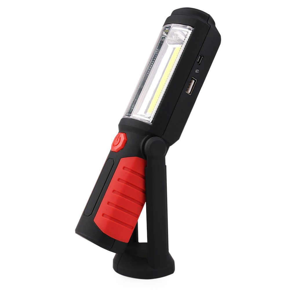 Magnetic Rechargeable Flashlight Inspection Emergencies