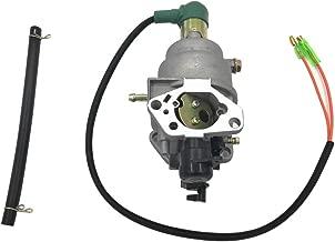Cancanle Auto Choke Carburetor for Honda GX390 188F 190F 389CC EC6500 Small Engine Motor 4KW-5KW Gasoline Generator