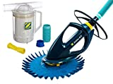 BARACUDA G3 W03000 Advanced Suction Side Automatic Pool Cleaner with Additional Diaphragm and Leaf...