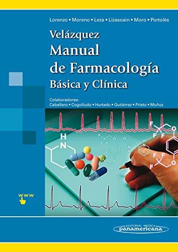 Manual de Farmacolog'a