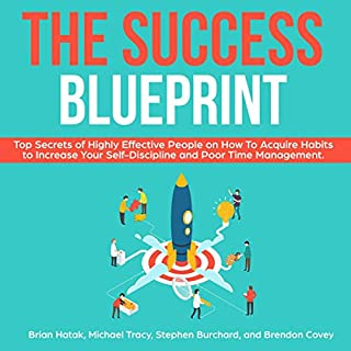 The Success Blueprint audiobook cover art