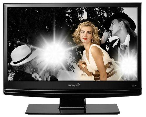 Odys LED TV15 - Fino 39,6 cm (15,6 Zoll) LED-Fernseher (HD-Ready, DVB-T) schwarz