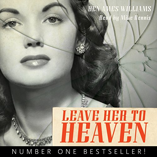 Leave Her to Heaven audiobook cover art