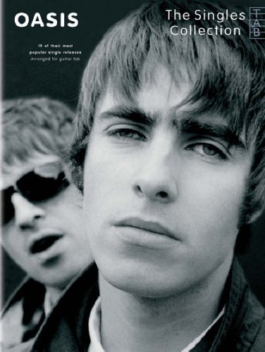 'Oasis': The Singles Collection (Tab)