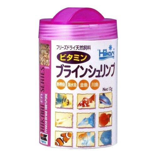 ヒカリ (Hikari) ひかりFD ビタミンブラインシュリンプ 12g