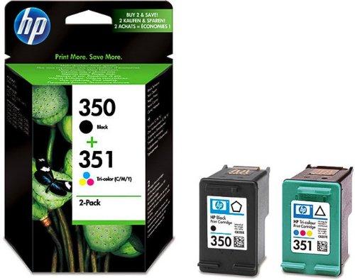 HP N.350+351 COLOR ORIG