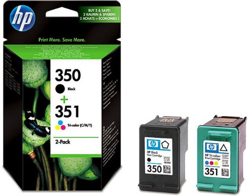 HP Multipack cartuchos de tinta para Photosmart C 5280 (2 x cartuchos, colour + Negro) C5280