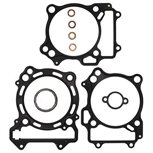 NICHE Big Bore Cylinder Head and Base Gasket For Suzuki Quadsport LTZ400 KFX400 400 DVX DRZ400 KLX400SR KLX400R
