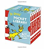 Dr. Seuss Llip-the-Flap Pocket Library (Dr Seuss 50th Birthday Edition)