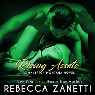 Rising Assets audiobook cover art