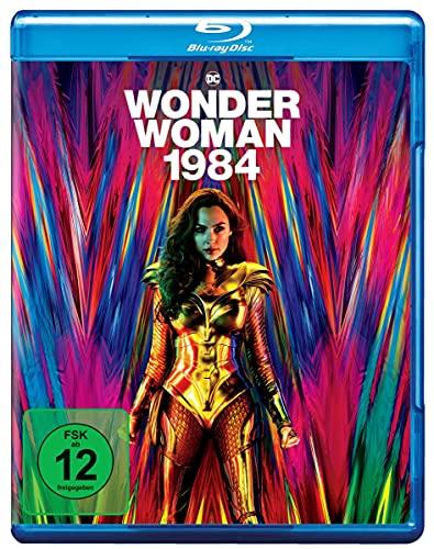 Produktbild von Wonder Woman 1984 [Blu-ray]