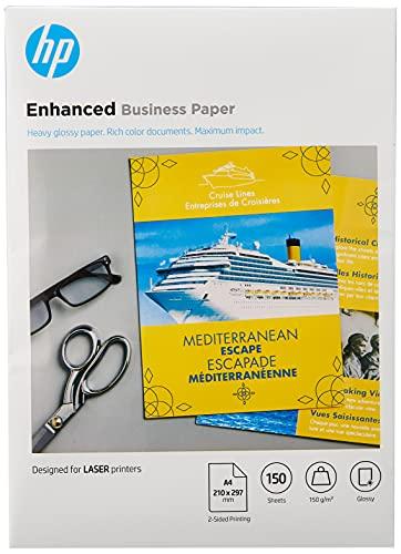 Papel Fotografico A4 Hp Brillante papel fotografico a4 hp  Marca HP