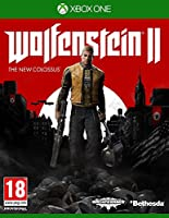 Wolfenstein 2: The New Colossus (Xbox One) (輸入版)