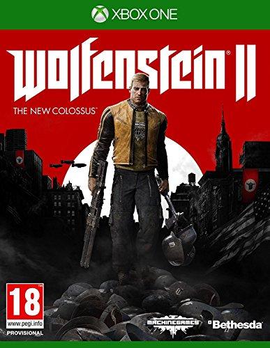Wolfenstein II: The New Colossus (Xbox One) (UK IMPORT)