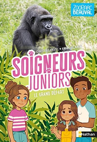Soigneurs juniors - Le grand départ - tome 2 - dès 8 ans (2)