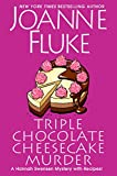 Triple Chocolate Cheesecake Murder: An Entertaining & Delicious Cozy Mystery with Recipes (A Hannah Swensen Mystery Book 27)