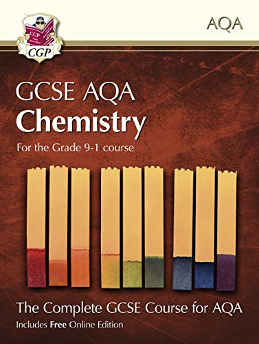 Grade 9-1 GCSE Chemistry for AQA: Student Book with Online Edition: perfect...