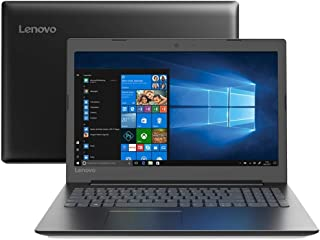 Notebook Lenovo 81M10000BR Intel Core i3-6006U, 4(GB) HD 500(GB), LED, 15.6(Polegadas)