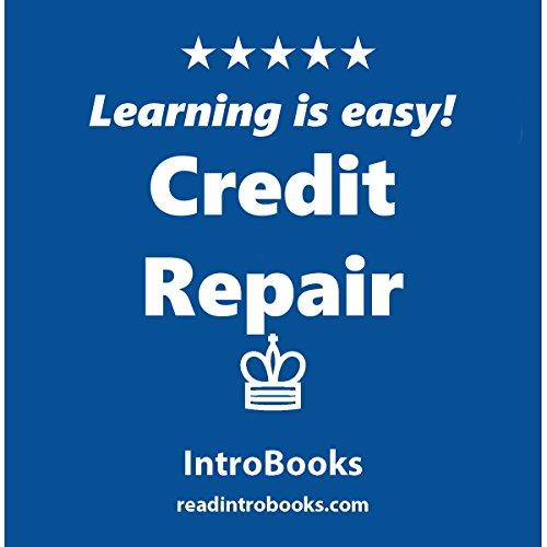Credit Repair audiobook cover art