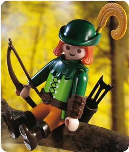 PLAYMOBIL 4582 - Robin Hood