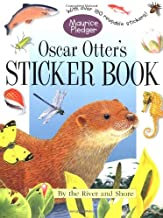 Oscar Otter's Sticker Book: A Maurice Pledger Sticker Book with over 150 Reversible Stickers!