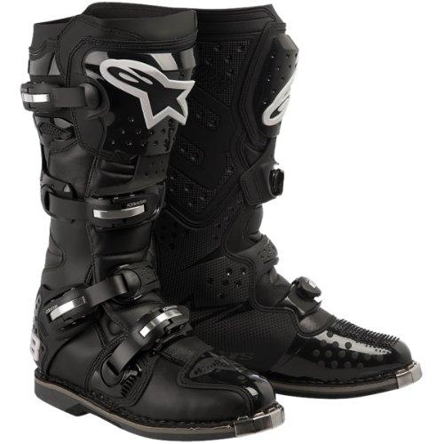 Alpinestars Tech 8 Light Stiefel, Farbe schwarz, Größe US 13 (EU 48)