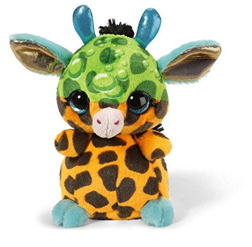 NICI 38807 - NICIdoos Bubble Giraffe Loomimi Crazy, Plüschtiere, 22 cm