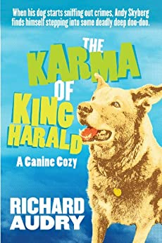 The Karma of King Harald (King Harald Mysteries Book 1) by [Richard Audry]