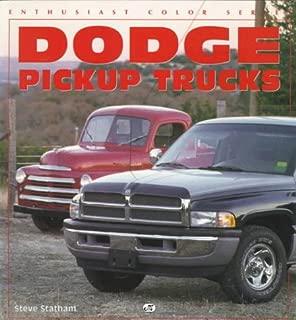 Dodge Pickup Trucks (Enthusiast Color Series)