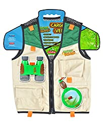 Vest gifts for kids who love nature