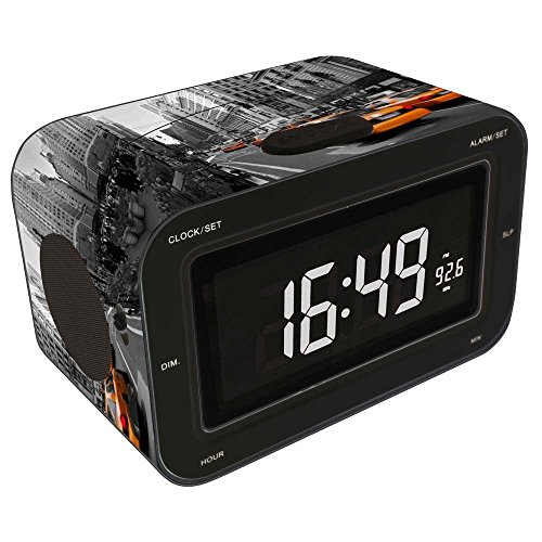BigBen Interactive RR30- Nycpj wekker