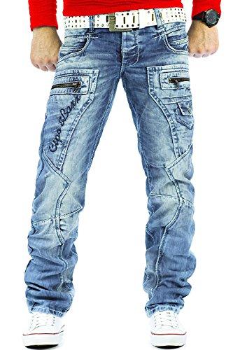 Cipo & Baxx Herren Jeans Hosen Modell-36 CD272 W36/L34