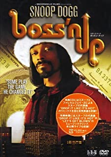 SNOOP DOGG boss'n up [DVD]