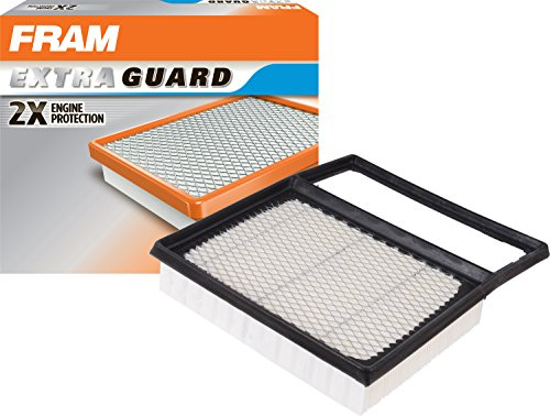 FRAM Extra Guard Air Filter, CA11482 for Select Ford and Lincoln Vehicles