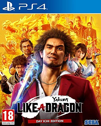 Yakuza Like a Dragon Day Ichi Edition – PS4