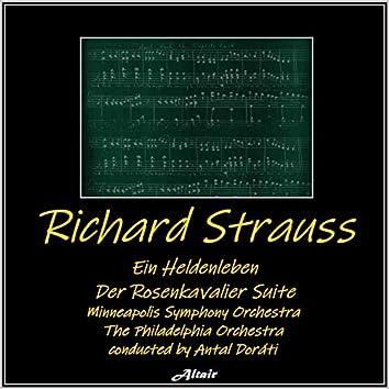 Strauss: Ein Heldenleben - Der Rosenkavalier Suite (Live)