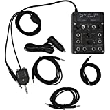 """Best Voice Activated Intercoms - Pa-400St Stereo Intercom/4 Pl/Phone by """"Pilot Communications USA"""" Review"""