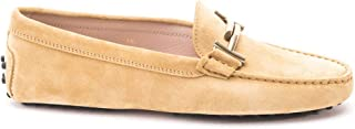 Tod's Luxury Fashion Womens XXW00G0Q499RE0S403 Beige Loafers | Fall Winter 19
