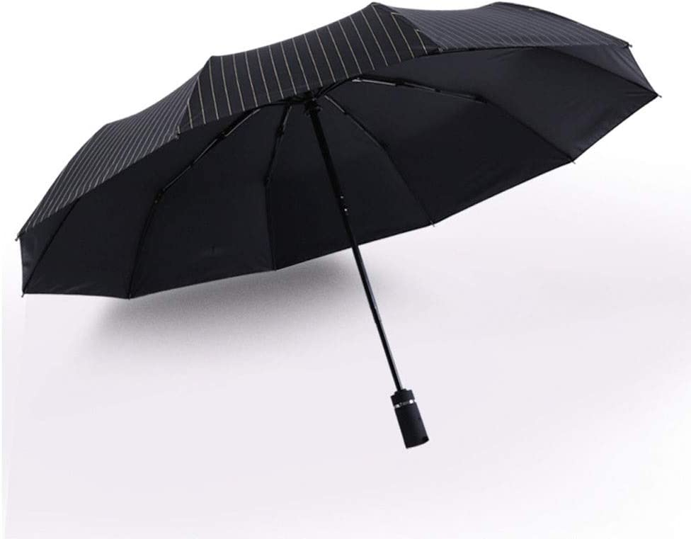 UNKN Sun Max 74% OFF Umbrella Fully Automatic Weekly update Folding Sunscreen Firm Vinyl