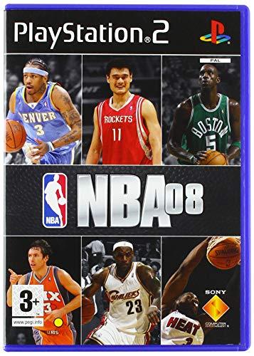 NBA Live 08 (PS2) (New)