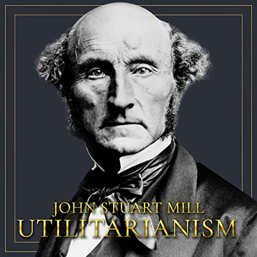 Utilitarianism audiobook cover art