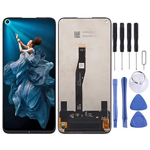 XIXI Phone Schermo LCD e digitalizzatore Assemblea Completa for Huawei Honor 20 (Nero) di Alta qualità (Colore : Black)