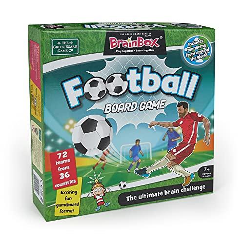 The Green Board Game Co BrainBox...