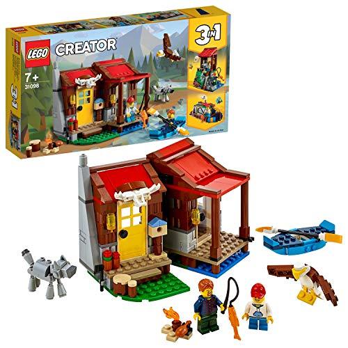 LEGO Creator 31098 - 3-in-1-Set Outback-Hütte