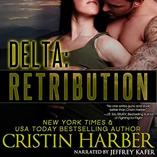 Delta: Retribution cover art