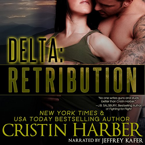 Delta: Retribution audiobook cover art