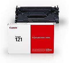 Canon Genuine Toner Cartridge 121 Black
