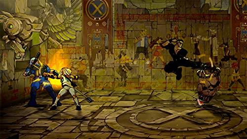 5106kf3p3BL. SL500  - Streets of Rage 4 - Anniversary Edition - PlayStation 4